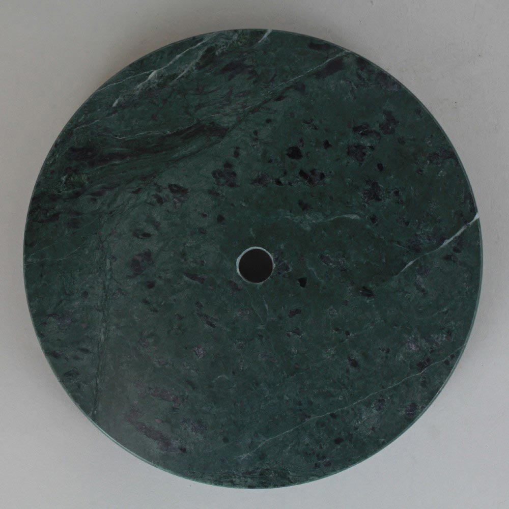 Round Green Marble : Lamp parts lighting chandelier in