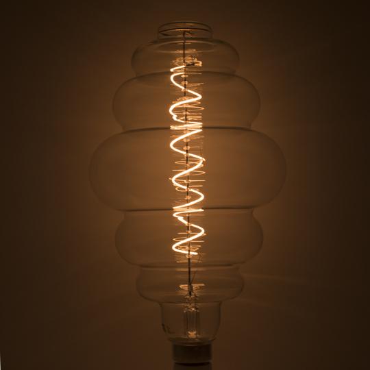 Lamp parts lighting parts chandelier parts 4 watt 120v e 26 4 watt 120v e 26 base led beehive shaped grand nostalgic light bulb aloadofball Gallery