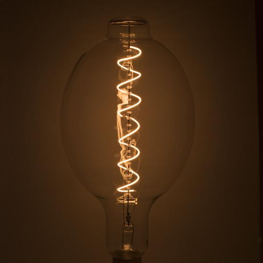 Lamp parts lighting parts chandelier parts 4 watt 120v e 26 4 watt 120v e 26 base led bt56 shaped grand nostalgic light bulb aloadofball Gallery