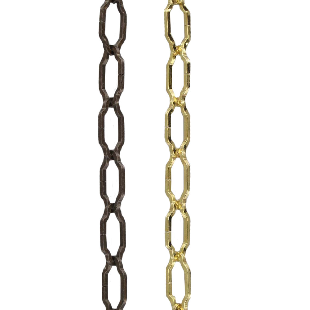 13 GAUGE (1/16IN) COLORED STEEL CHAIN