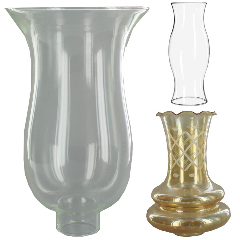 Hurricane Lamp Shades