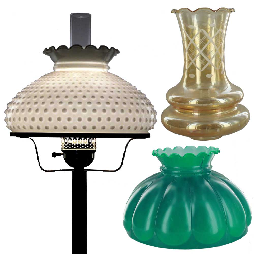 Student Oil Lamp Shades