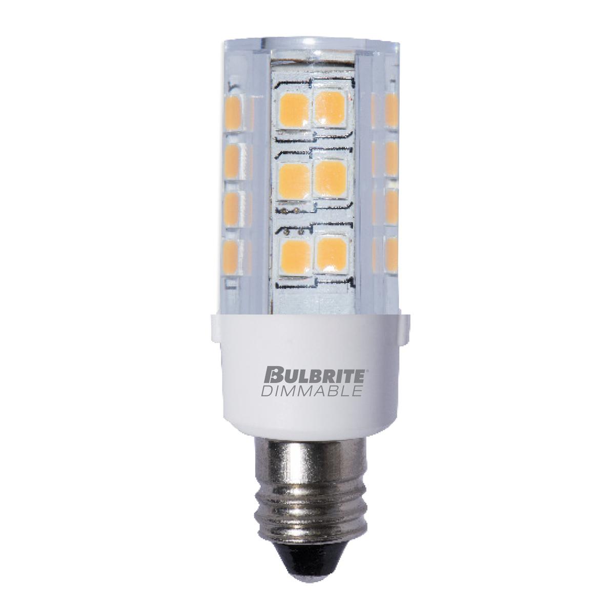 Mini Candelabra Base Led Bulb: Lamp Parts - Lighting Parts - Chandelier Parts