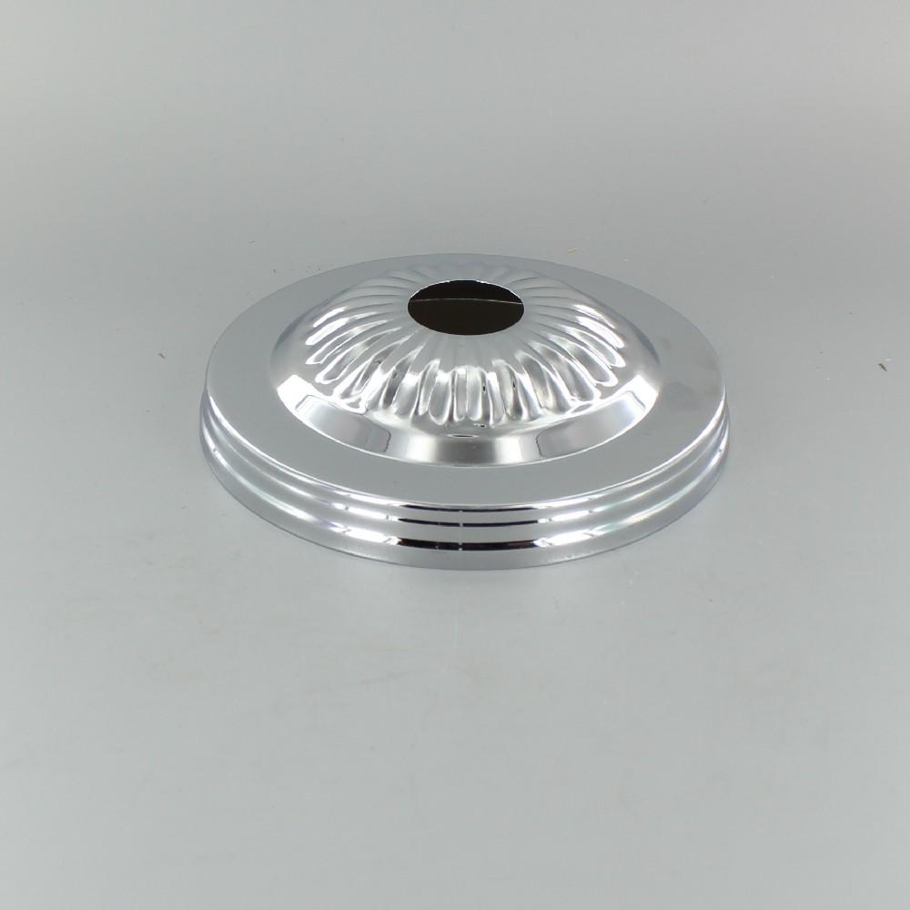 Vacuum chrome starburst canopy with 1 116 slip through hole vacuum chrome starburst canopy with 1 116 slip through hole aloadofball Images
