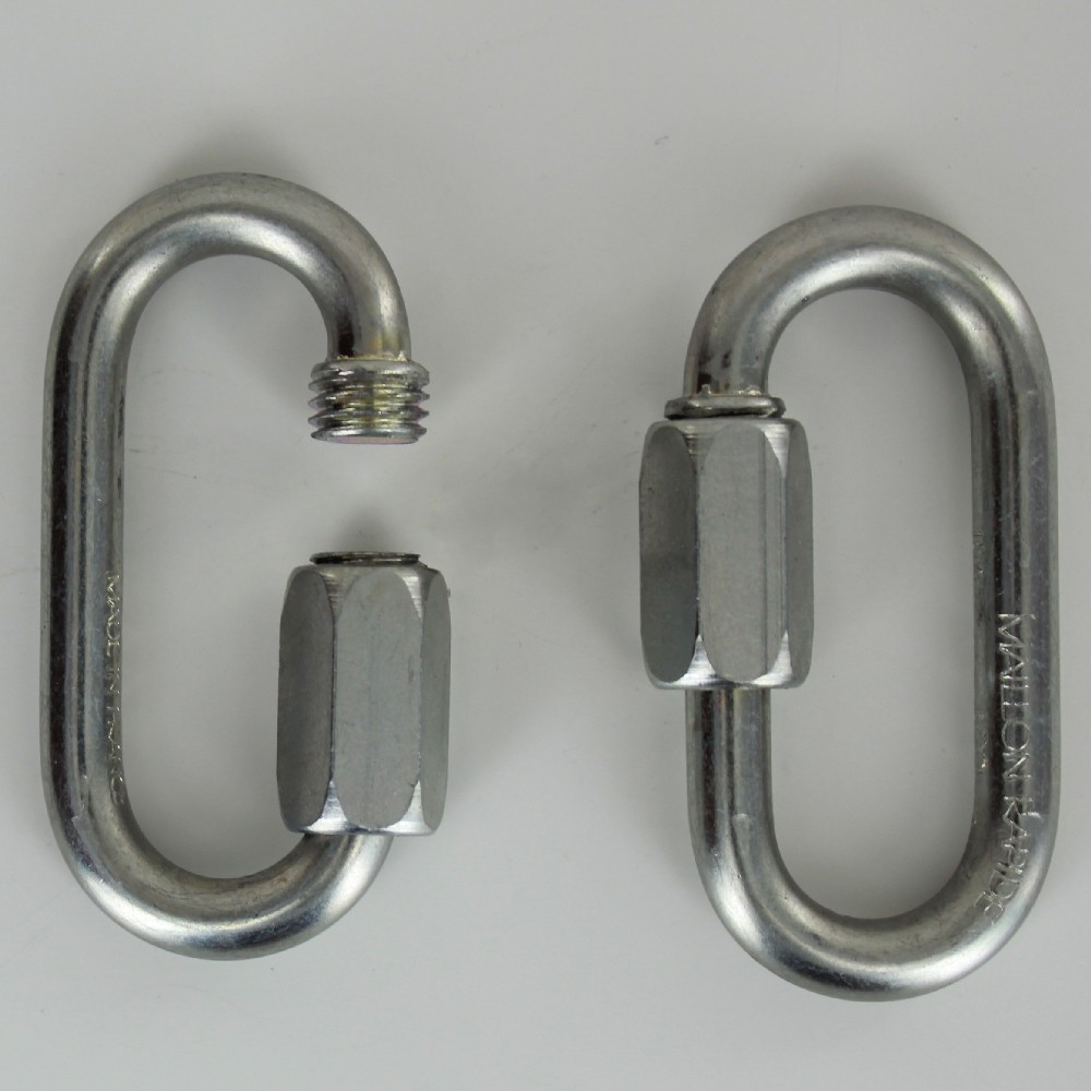 1/4IN. THICK GALVANIZED QUICK LINK