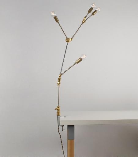 Lamp parts lighting parts chandelier parts you make it table you make it table light kit by lindsey adelman studio aloadofball Images