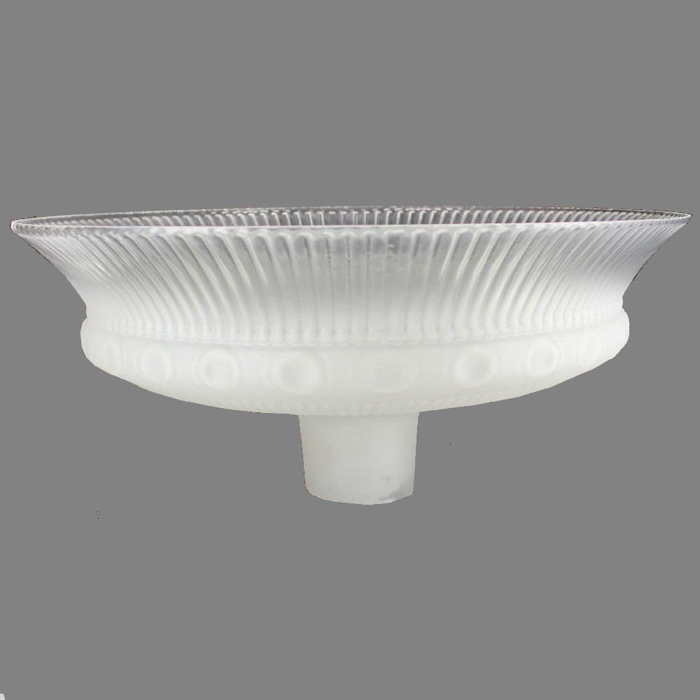 Lamp Parts - Lighting Parts - Chandelier Parts   16in. Frosted ...