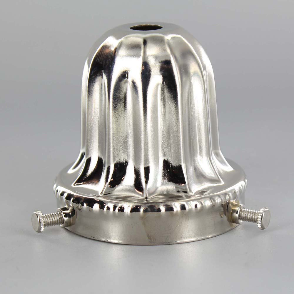 Lamp Parts Lighting Parts Chandelier Parts 2 1 4in Polished Nickel Finish Deco